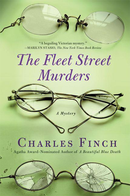 The Fleet Street Murders - Finch, Charles