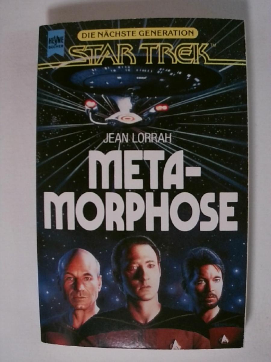 Metamorphose (Heyne Science Fiction und Fantasy (06)): Jean Lorrah