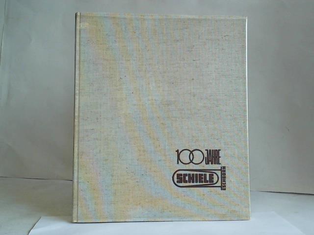 100 Jahre Ventilatorenbau und Lufttechnik: Schiele & Co.,