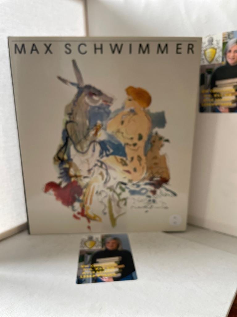 Max Schwimmer - Leben und Werk: Magdalena, George: