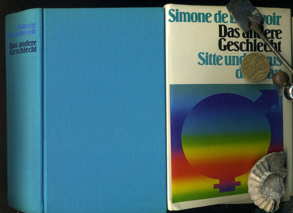 Das andere Geschlecht. Sitte und Sexus der: Beauvoir , Simone