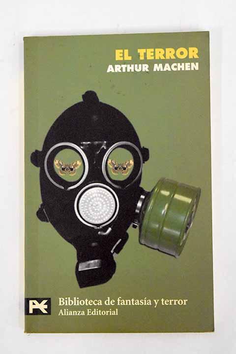 El terror - Machen, Arthur
