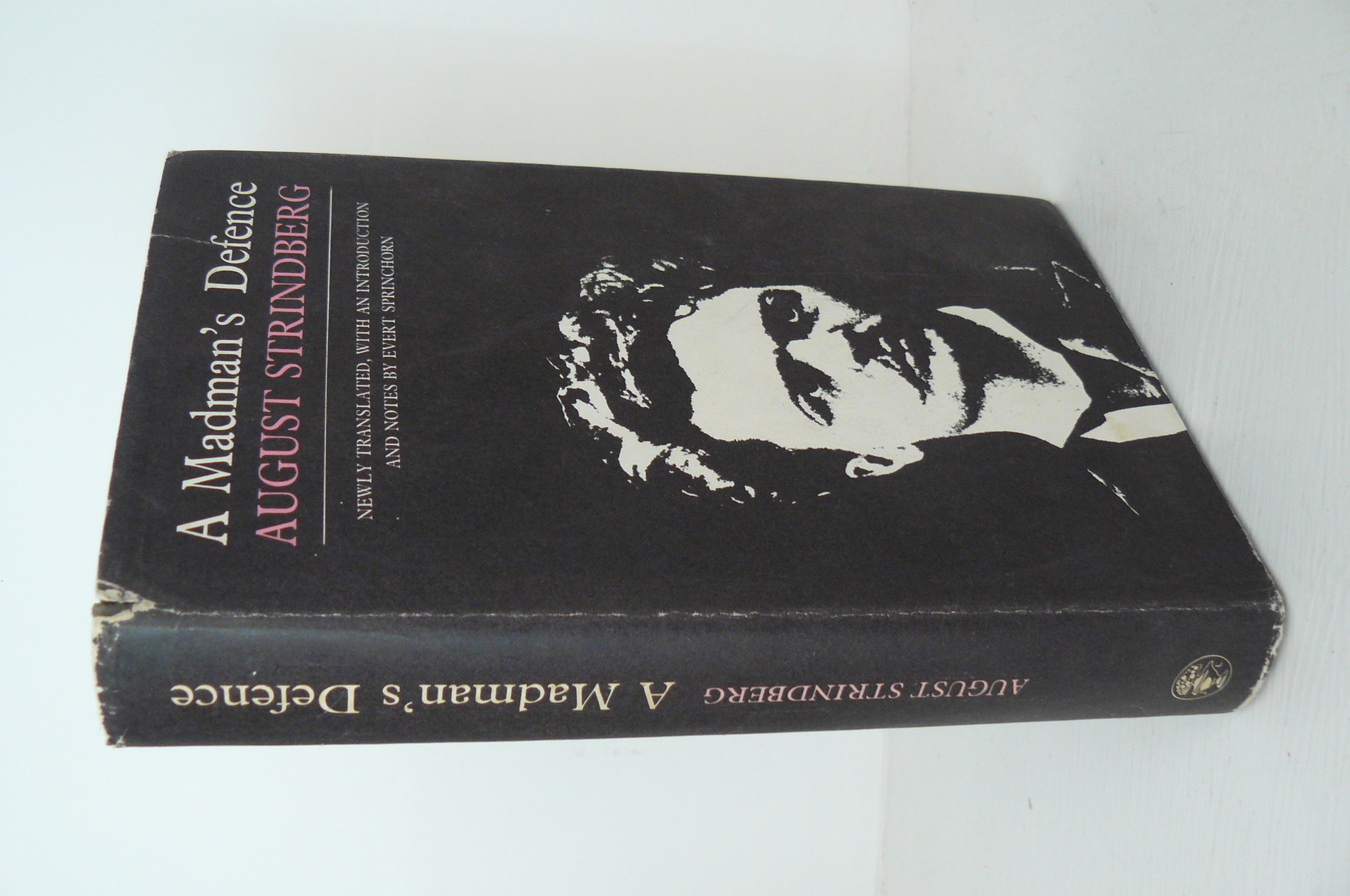 A Madman's Defence: Strindberg, August