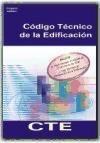 Codigo Tecnico De La Edificacion Cte - Vv.aa. (papel) - VV.AA.