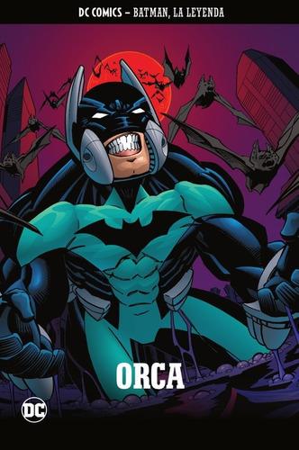 Batman, La Leyenda # 20 - Orca - Larry Hama - LARRY HAMA