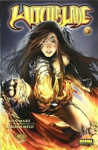 Libro 7. Witchblade De Ron Marz - Ron Marz