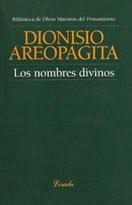 Nombres Divinos (obras Maestras Del Pensamiento 77) - Areop - AREOPAGITA DIONISIO