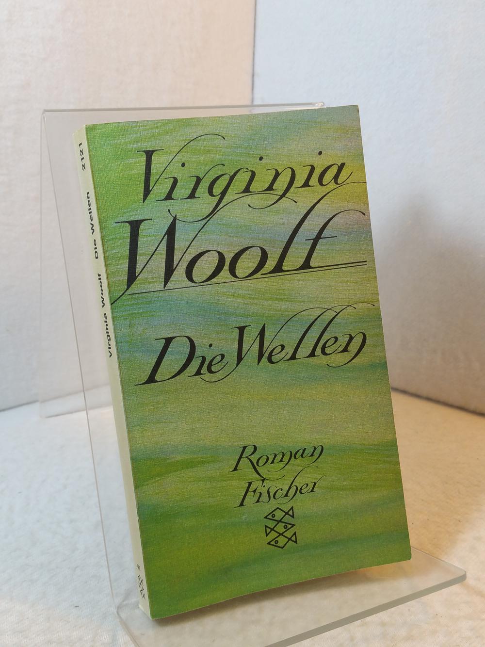 Die Wellen - Roman. Übersetzung von Herberth: Woolf, Virginia: