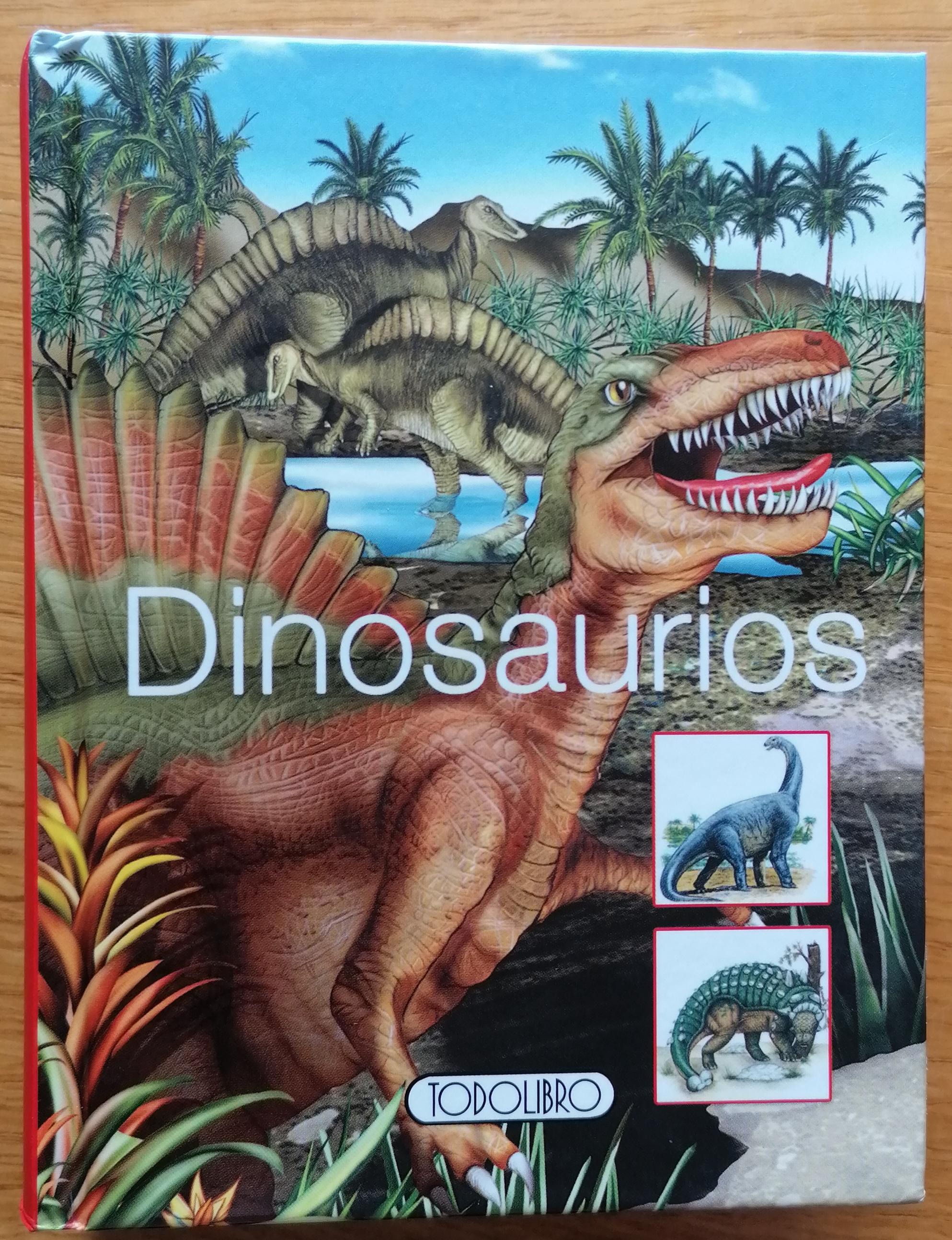 Dinosaurios - Todolibro, Equipo
