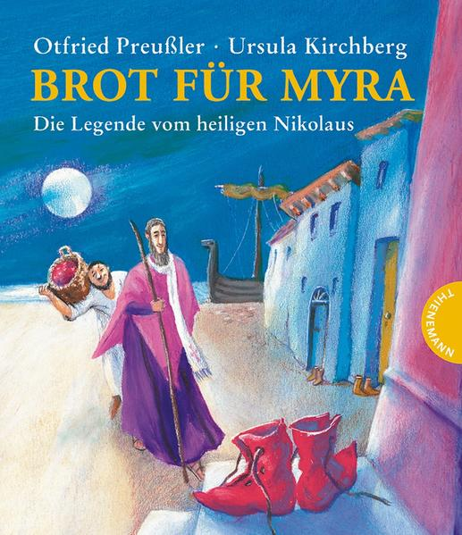 Brot für Myra, Die Legende vom heiligen: Preußler, Otfried und