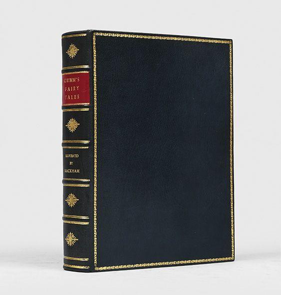 The Fairy Tales of the Brothers Grimm.: RACKHAM, Arthur (illus.);