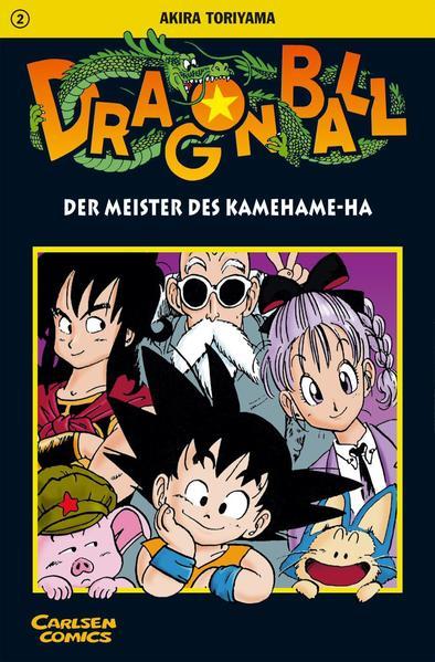 Dragon Ball, Bd.2, Der Meister des Kamehame-Ha - Akira, Toriyama
