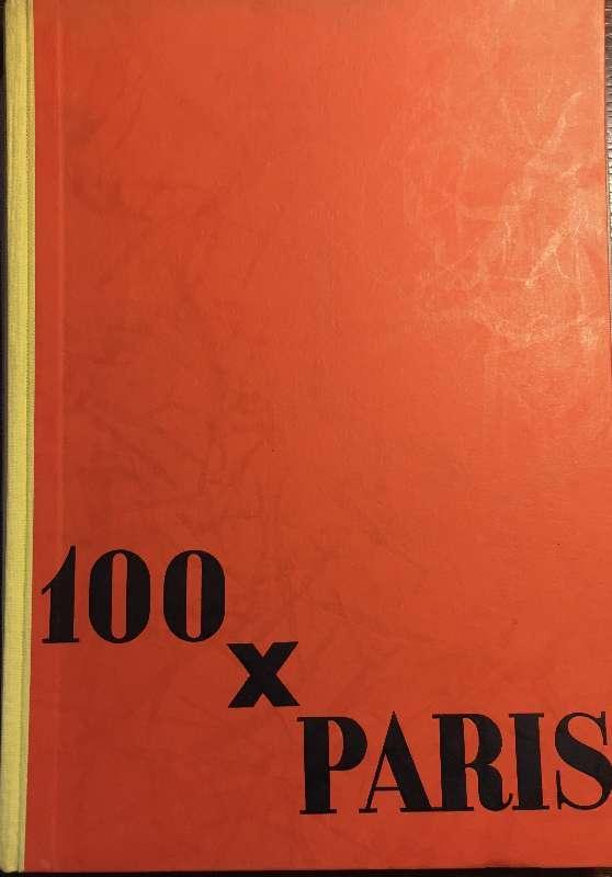 100 x Paris. Vorwort von Florent Fels.: KRULL, GERMAINE