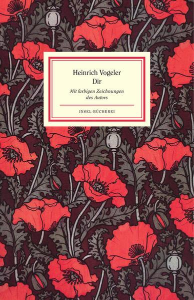 Dir: Gedichte: Vogeler, Heinrich: