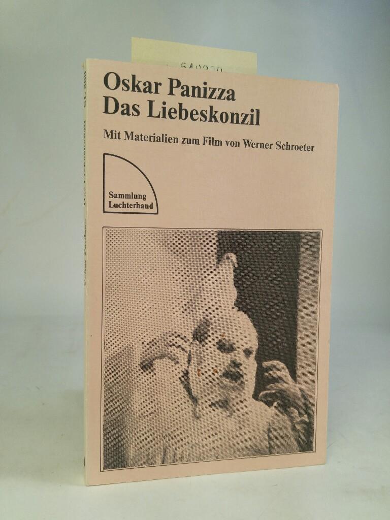 Das Liebeskonzil: Oskar, Panizza: