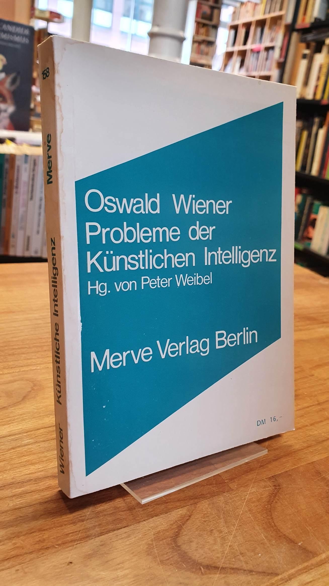 Probleme der künstlichen Intelligenz, [Vortrag, gehalten am: Wiener, Oswald,