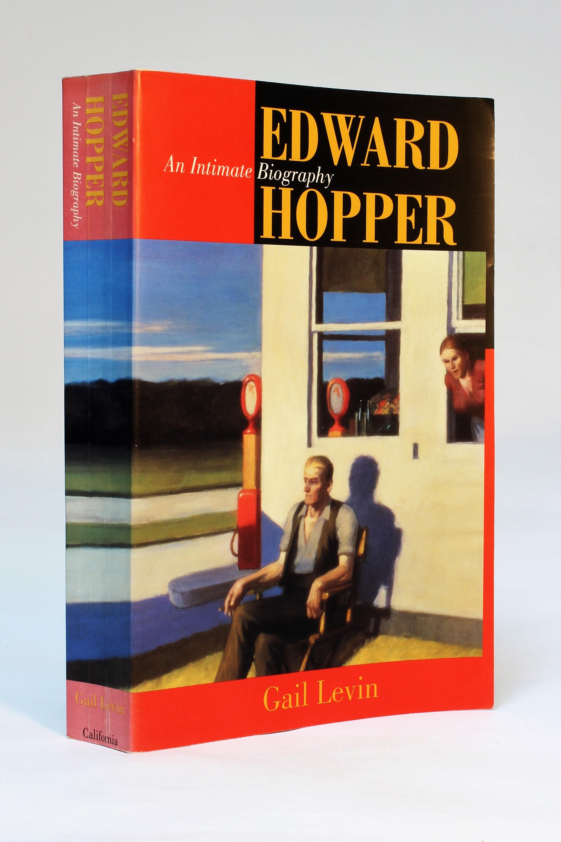Edward Hopper: An Intimate Biography - Gail Levin