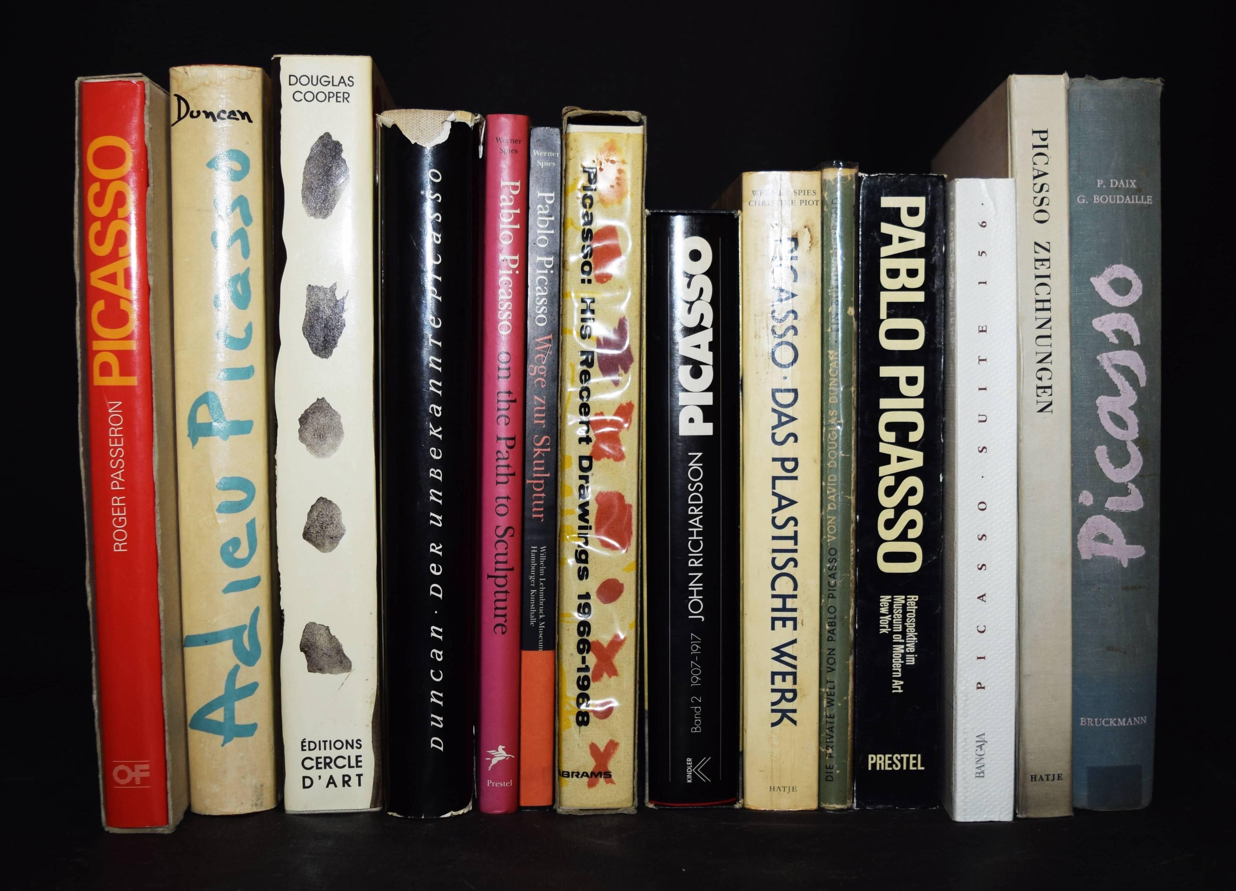 15 Werke von und über den Künstler: Picasso -