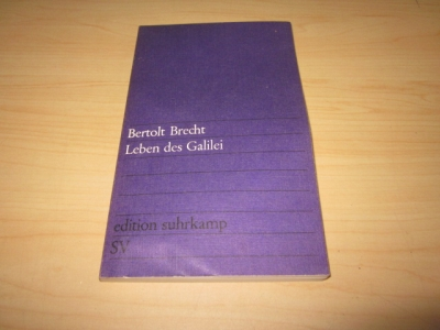 Leben des Galilei: Brecht, Bertolt: