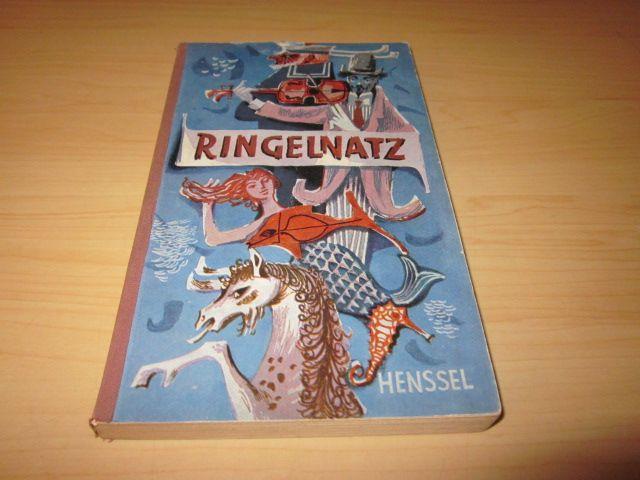 Ringelnatz in kleiner Auswahl als Taschenbuch: o. A.: