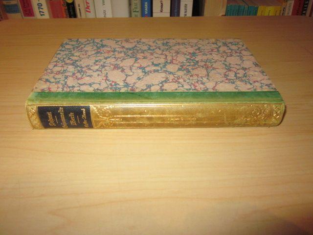Gesammelte Werke in drei Bänden. Erster Band: Dehmel, Richard: