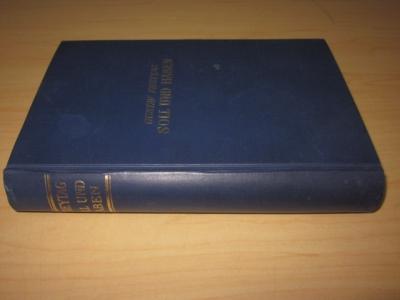 Soll und Haben. Roman in sechs Büchern.: Freytag, Gustav: