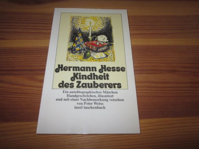 Kindheit des Zauberers: Hesse, Hermann: