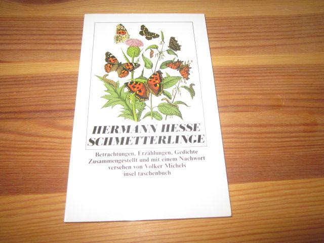 Schmetterlinge: Hesse, Hermann: