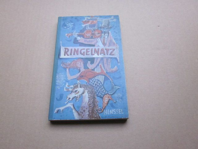 Ringelnatz in kleiner Auswahl als Taschenbuch: Ringelnatz, Joachim: