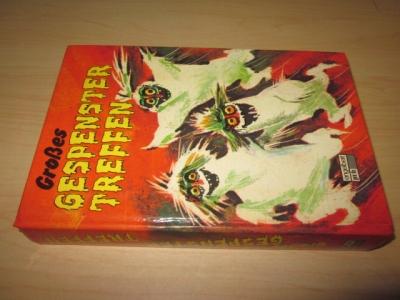 Großes Gespenstertreffen. Gespenstergeschichten zum Lesen und Vorlesen: o. A.: