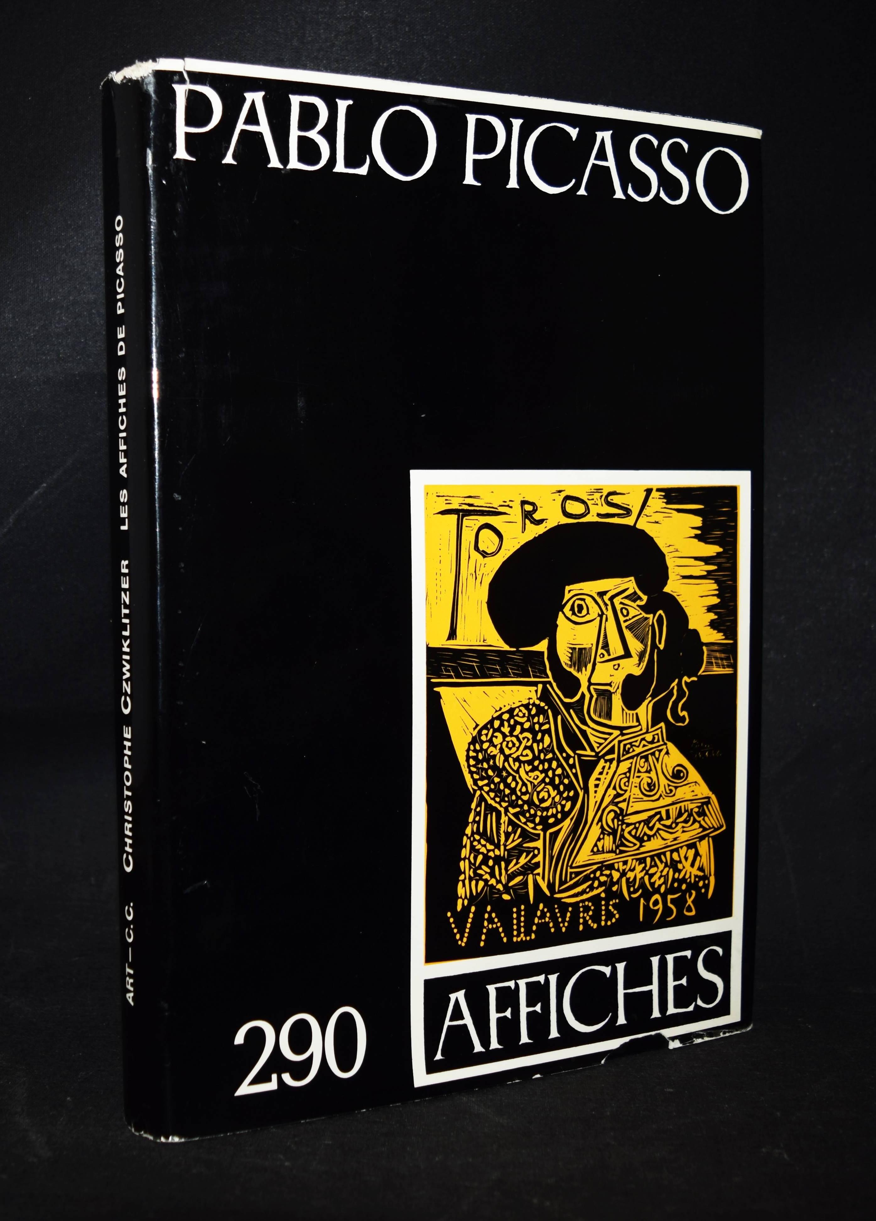 290 affiches de Pablo Picasso. Préface de: Picasso - Czwilitzer,