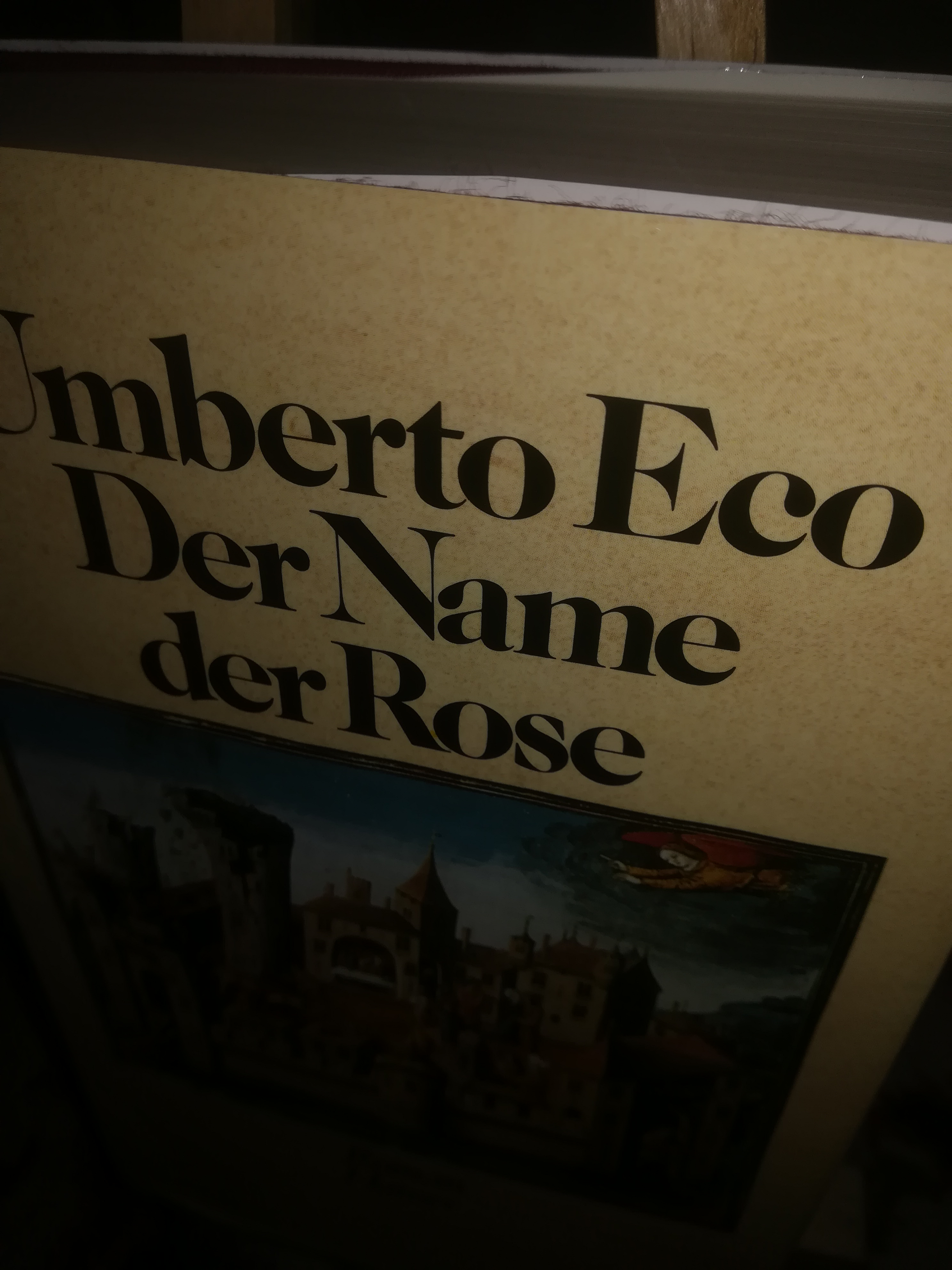Der Name der Rose: Eco Umberto