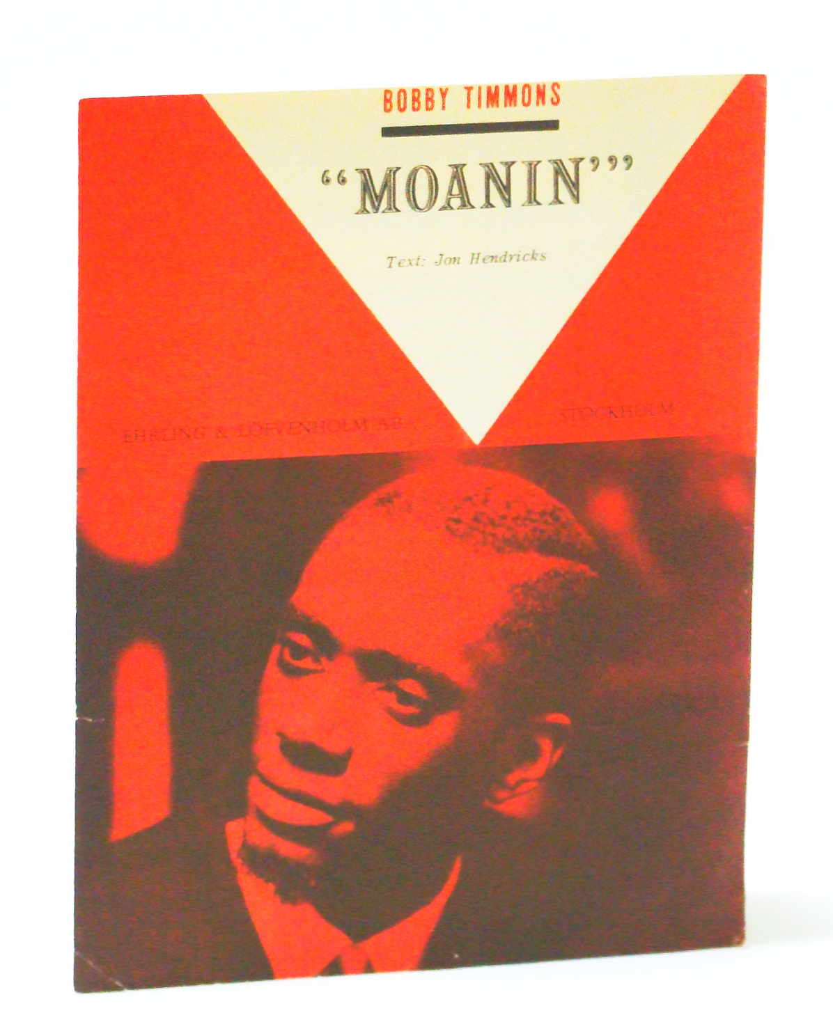Moanin': Sheet Music for Piano and Voice: Timmons, Bobby; Hendricks,