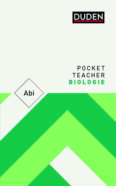 Duden, Pocket Teacher Biologie - Abi. Kompaktwissen Oberstufe - Kleesattel, Walter