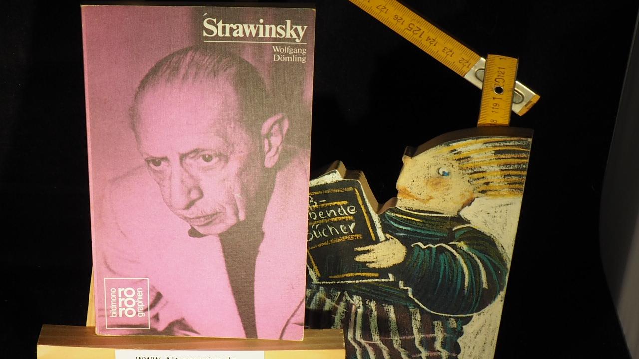 Igor Strawinsky. Teil: Musica theoretica / 20. und 21. Jahrhundert / Einzelne Persönlichkeiten / Persönlichkeiten S / Strawinsky, Igor Fedorovic / Biografien, Monografien , FONTSIZE, 10pt , TITLE, Benennung der RVK-Notation , WIDTH, -500, ABOVE, true, FOLLOWMOUSE, false, DURATION, -1000) onmouseout= UnTip() > LP 94876 - Dömling, Wolfgang,i1938-