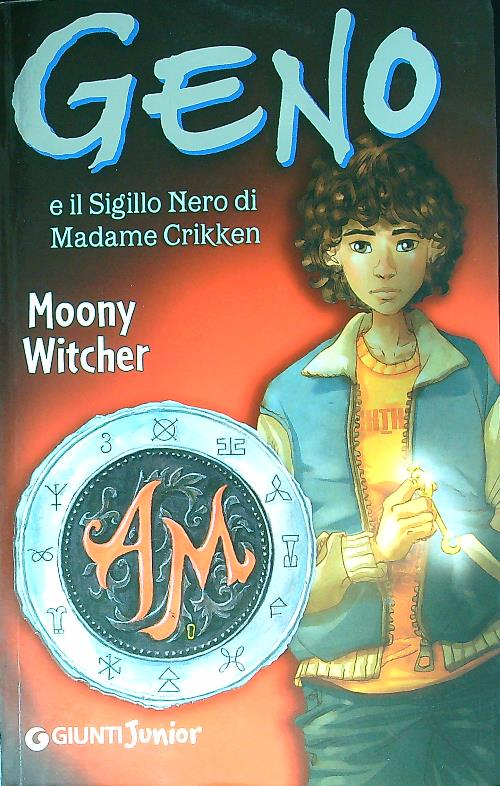 Geno e il sigillo nero di Madame Crikken - Witcher, Moony