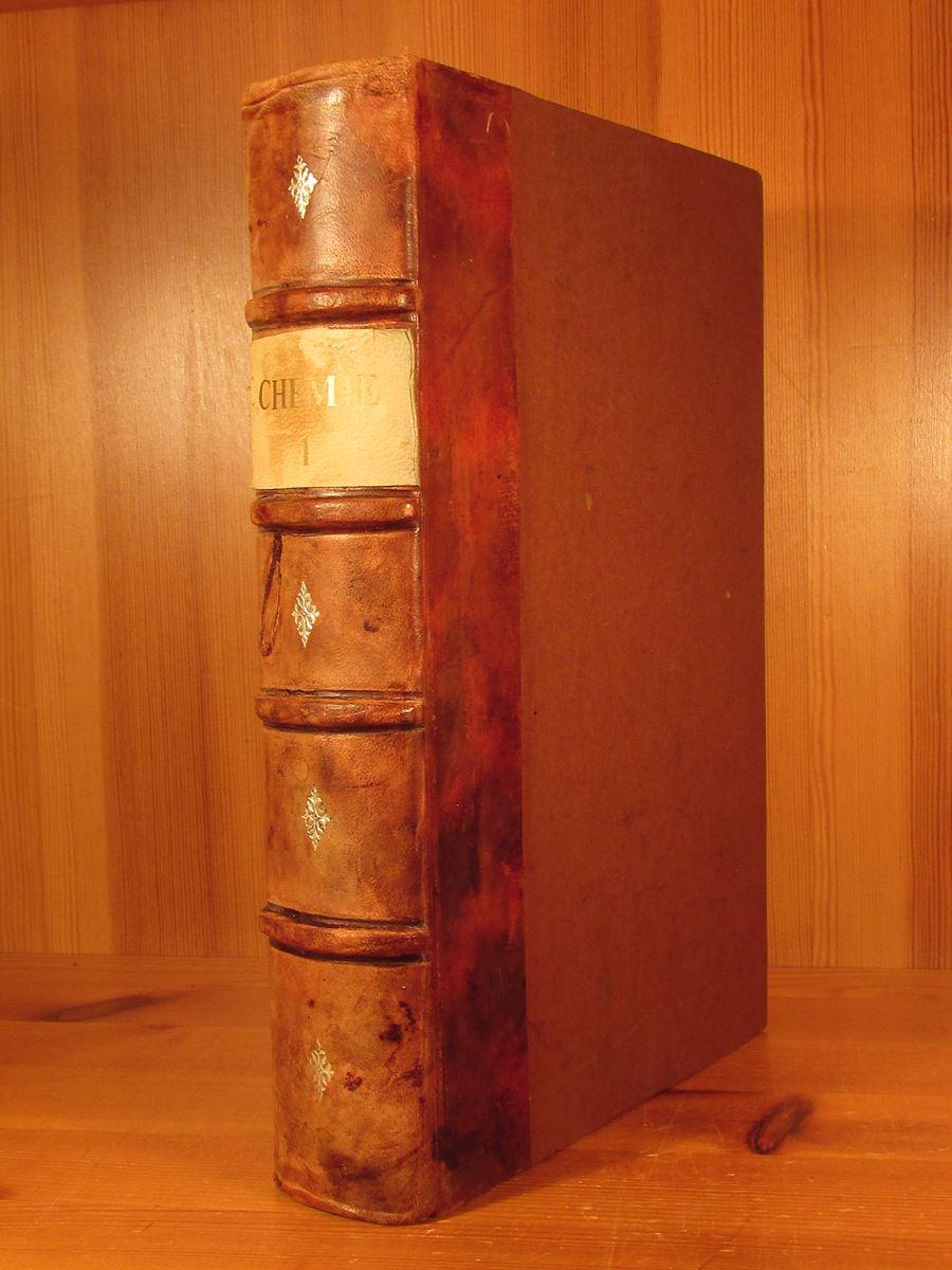 Handwörterbuch der Chemie, Band 1: Absorption bis: Ladenburg, Albert