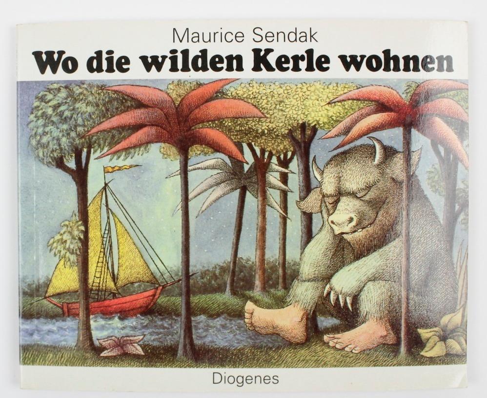 Wo die wilden Kerle wohnen: Sendak, Maurice: