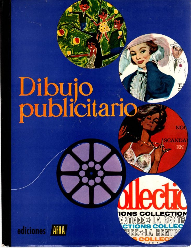 Dibujo publicitario II .: Llobera, José /