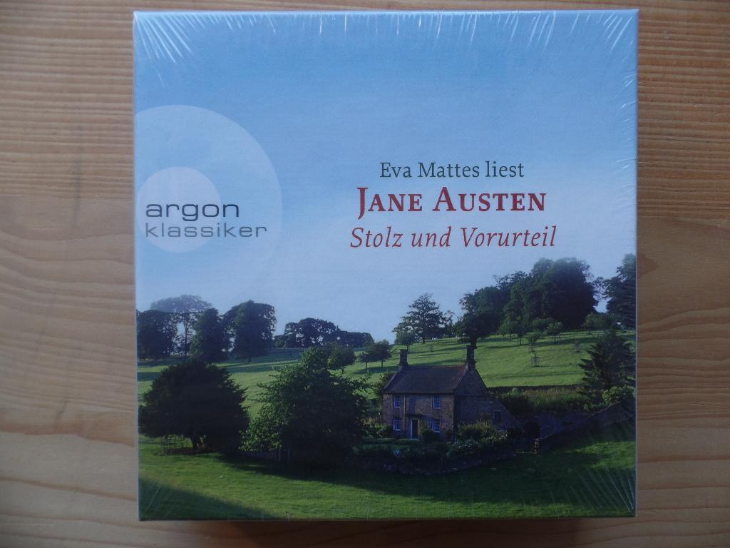 Eva Mattes liest Jane Austen, Stolz und: Austen, Jane und