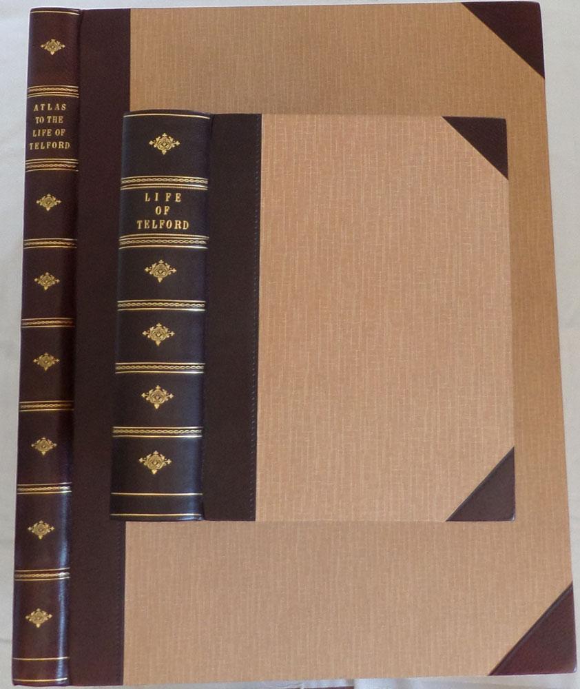 Life of Thomas Telford, Civil Engineer, Written: TELFORD Thomas 1757?1834.