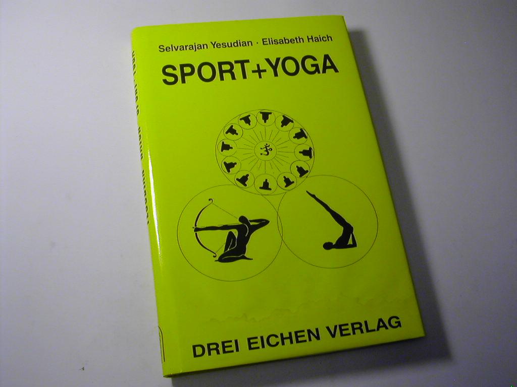 Sport + Yoga: Selvarajan Yesudian /