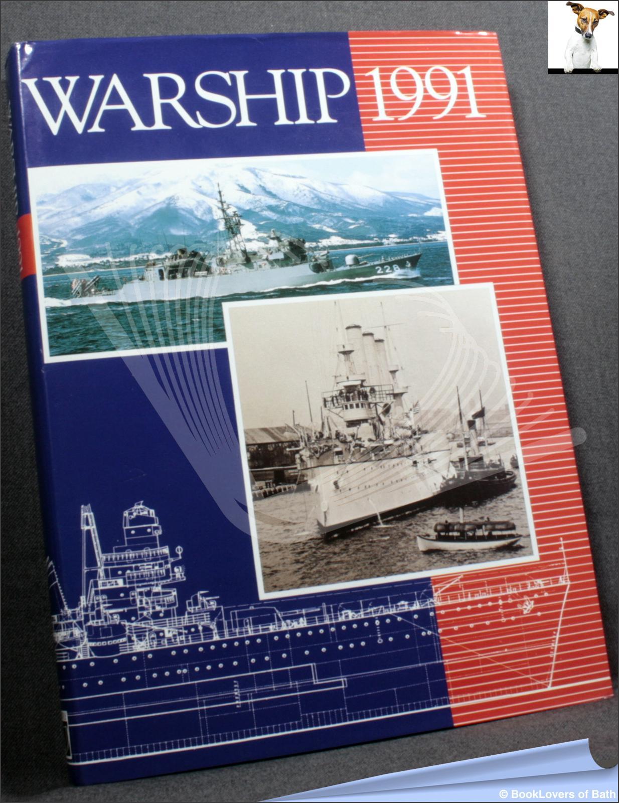 Warship 1991: Robert Gardiner