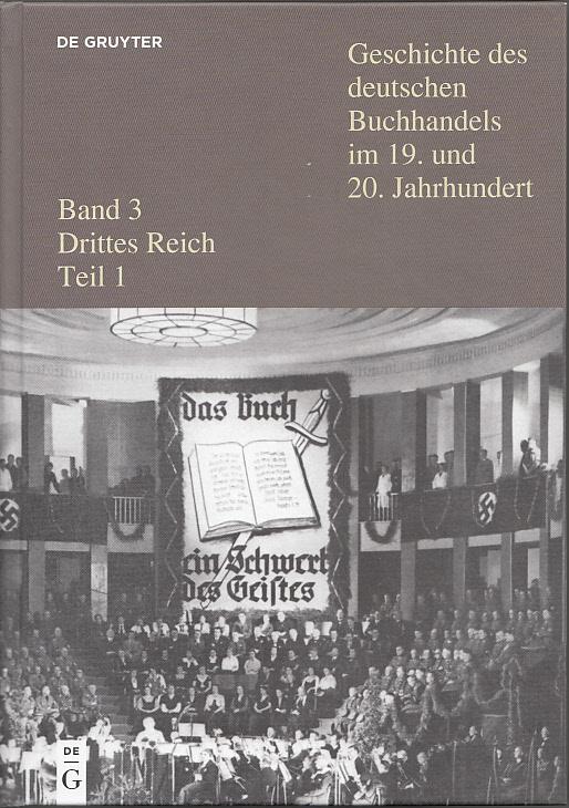 Geschichte des deutschen Buchhandels im 19. und: Fischer, Ernst und
