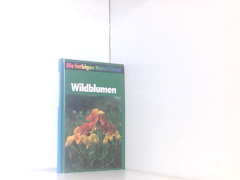 Die farbigen Naturführer - Wildblumen: Bertram, Münker, Steinbach