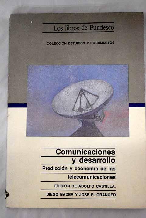 Comunicaciones y desarrollo