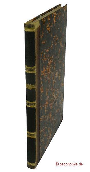Encyclopädie der Gesellschafts- und Staatswissenschaften.: Glaser, J(ohann) C(arl)