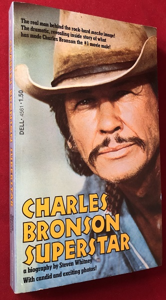 Charles Bronson Superstar; The Male Sex ...
