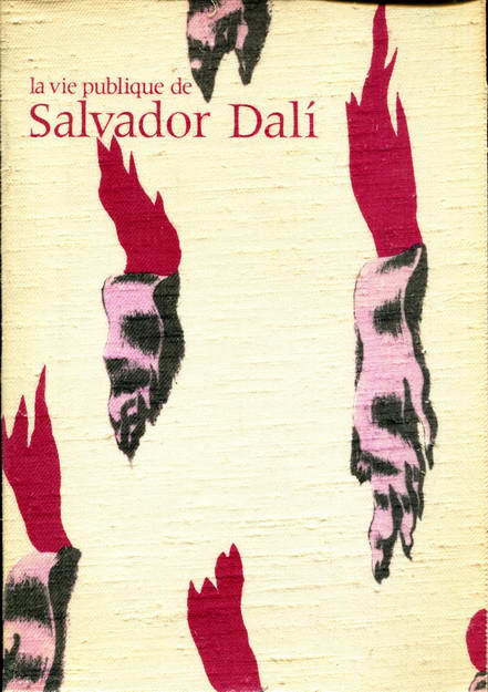 La vie publique de Salvador Dali: Hulten, Pontus
