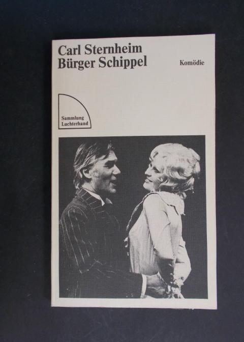 Bürger Schippel: Sternheim, Carl